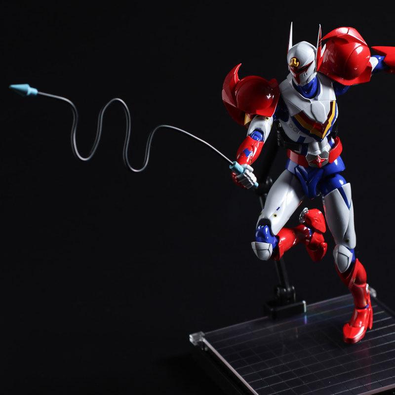 タツノコヒーローズ ファイティングギア Infini-T Force テッカマンFIGURE-033990_05