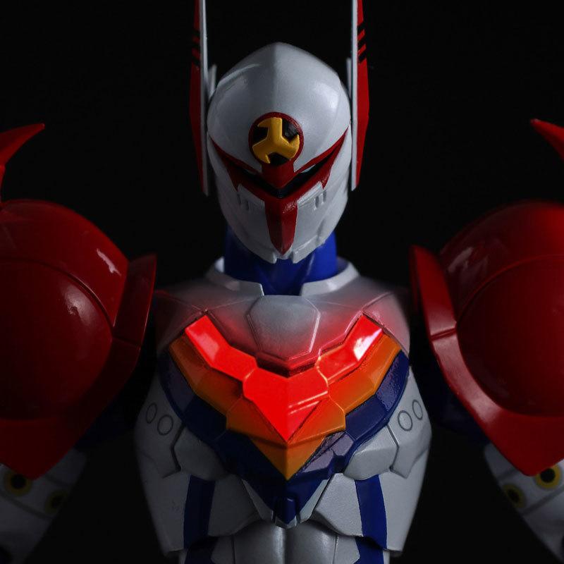 タツノコヒーローズ ファイティングギア Infini-T Force テッカマンFIGURE-033990_06