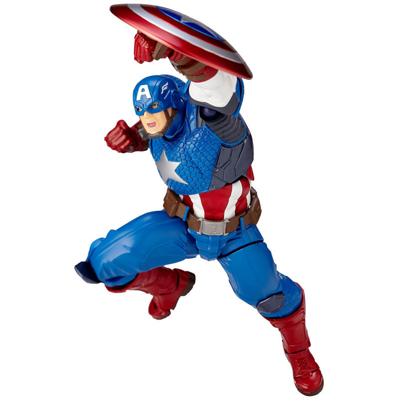 フィギュアコンプレックス アメイジング・ヤマグチ Captain AmericaFIGURE-034046_01