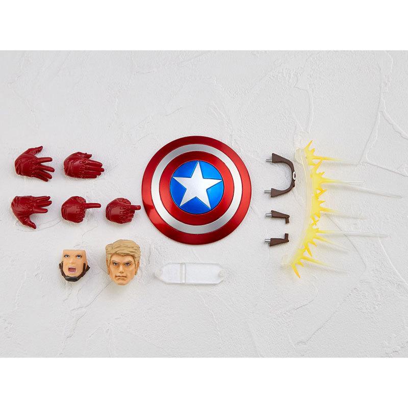 フィギュアコンプレックス アメイジング・ヤマグチ Captain AmericaFIGURE-034046_02