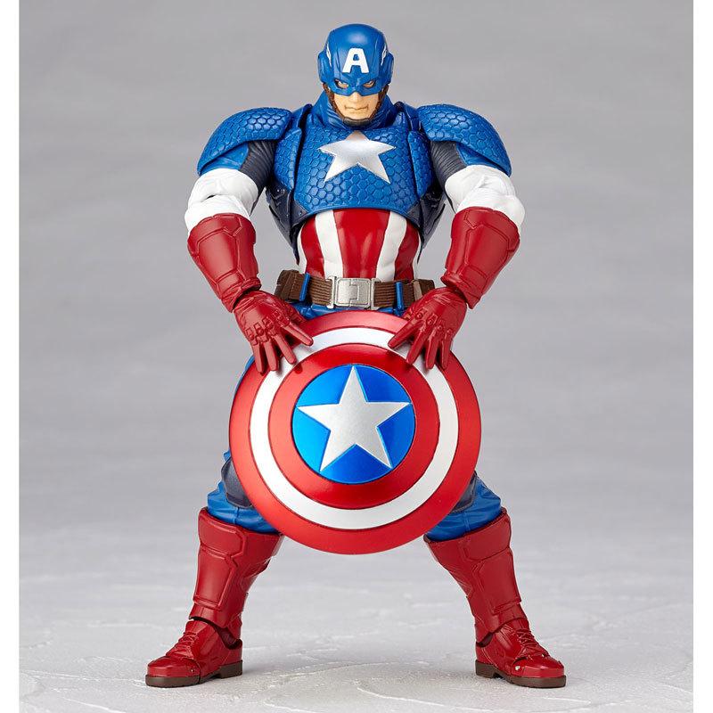 フィギュアコンプレックス アメイジング・ヤマグチ Captain AmericaFIGURE-034046_04