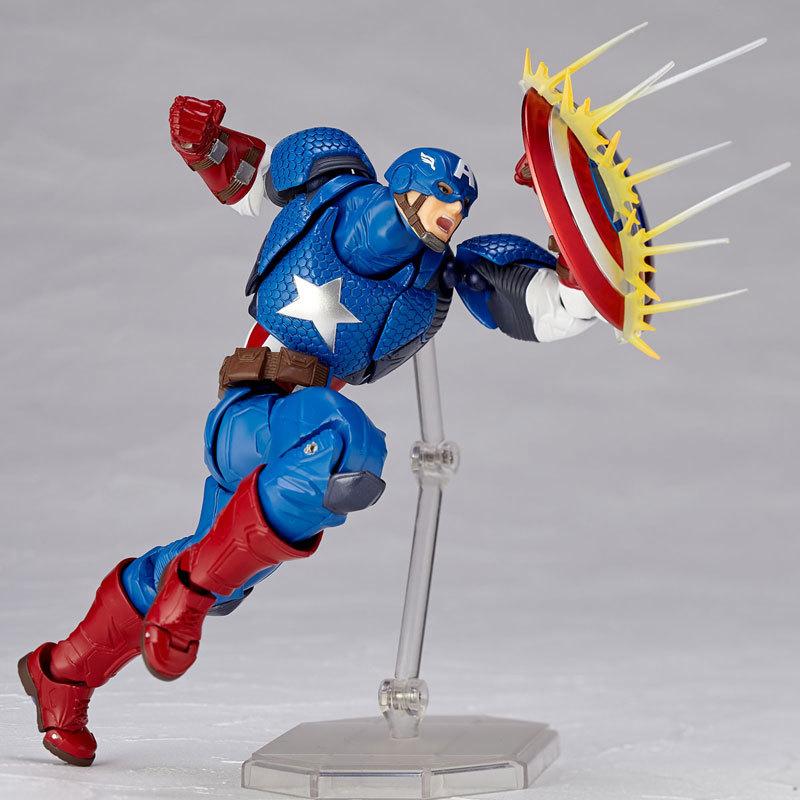 フィギュアコンプレックス アメイジング・ヤマグチ Captain AmericaFIGURE-034046_05