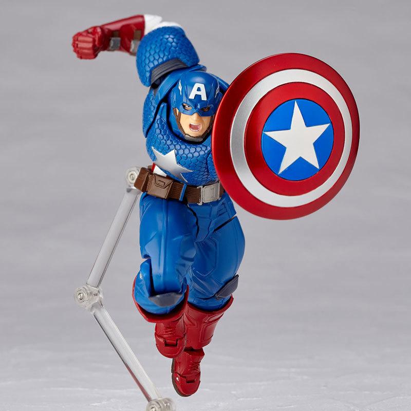 フィギュアコンプレックス アメイジング・ヤマグチ Captain AmericaFIGURE-034046_06