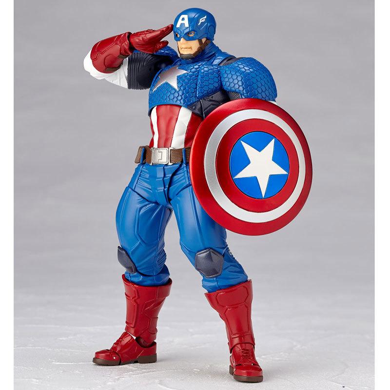 フィギュアコンプレックス アメイジング・ヤマグチ Captain AmericaFIGURE-034046_07