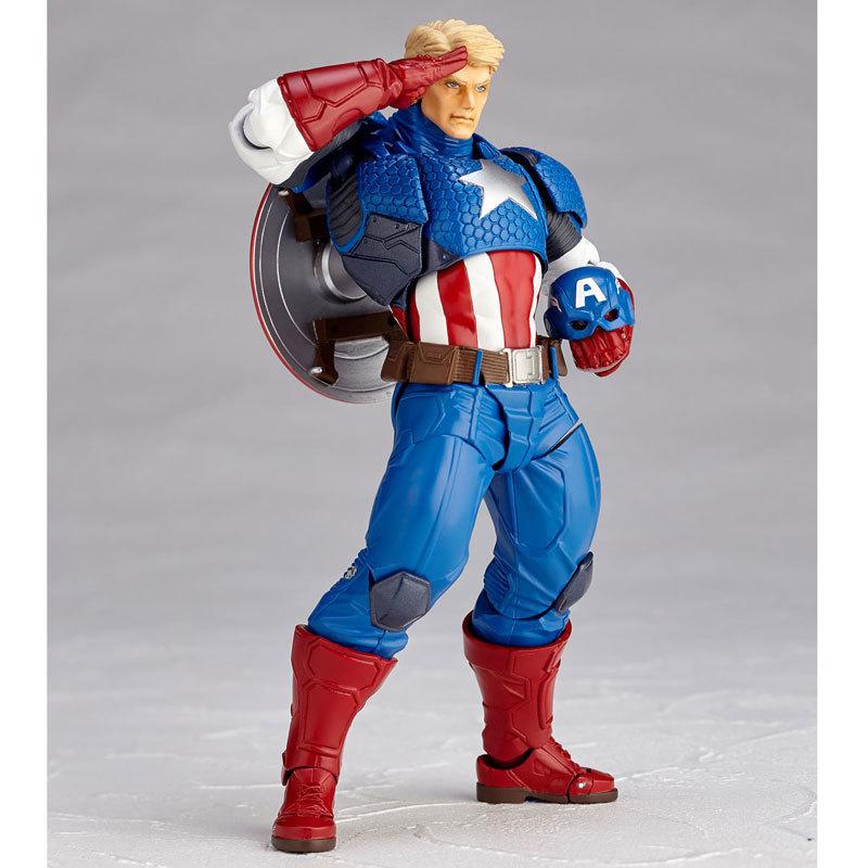 フィギュアコンプレックス アメイジング・ヤマグチ Captain AmericaFIGURE-034046_08