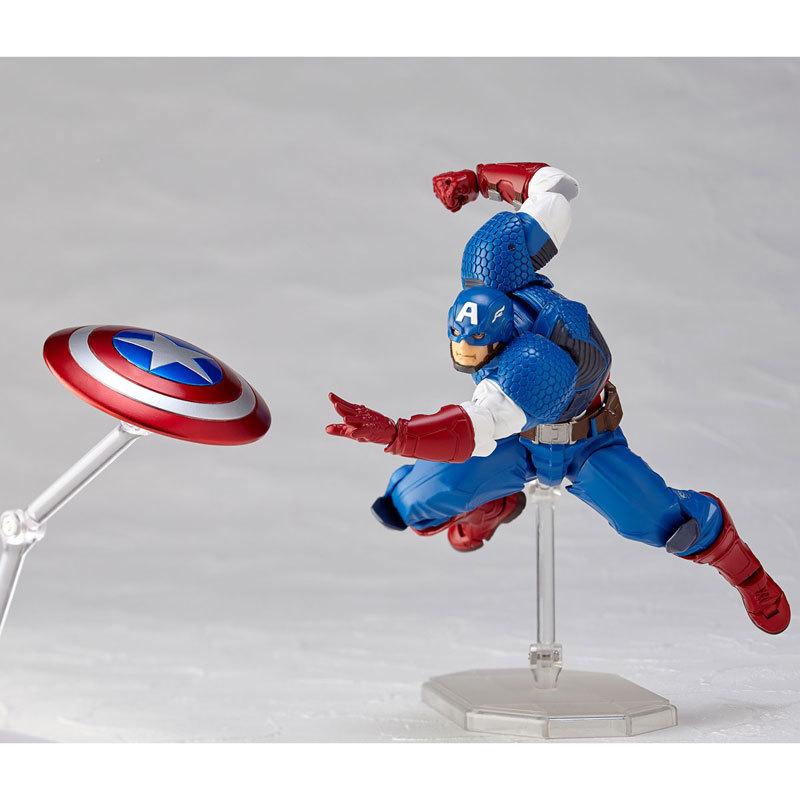 フィギュアコンプレックス アメイジング・ヤマグチ Captain AmericaFIGURE-034046_09