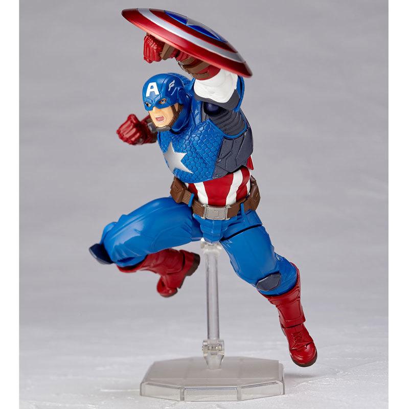 フィギュアコンプレックス アメイジング・ヤマグチ Captain AmericaFIGURE-034046_10