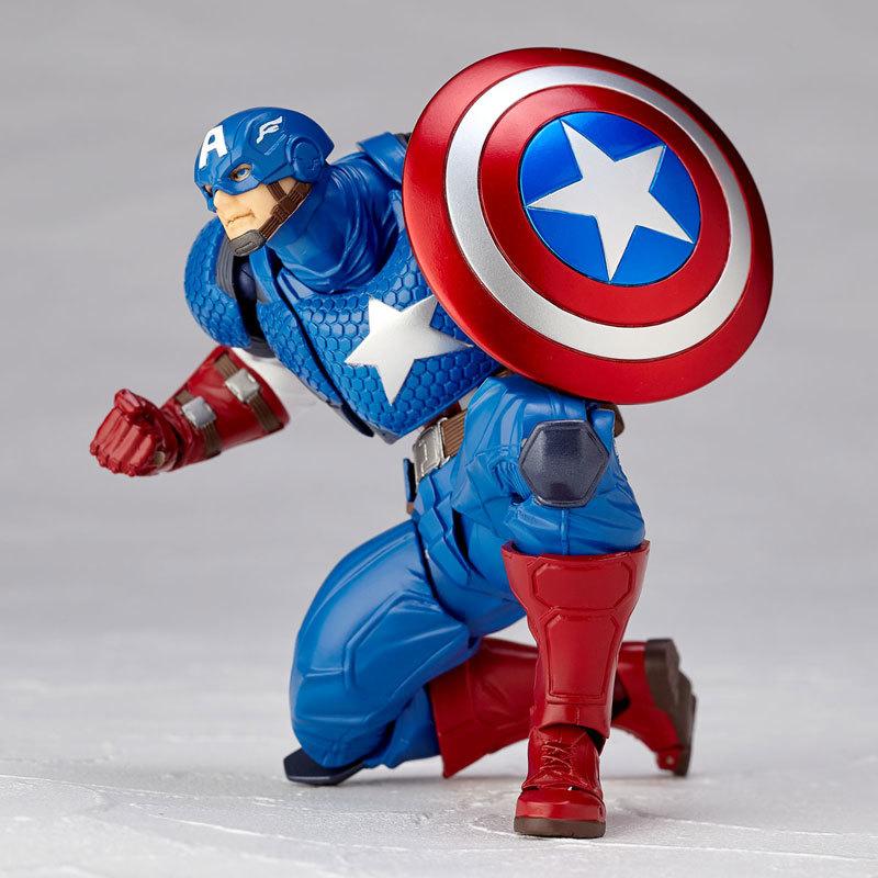 フィギュアコンプレックス アメイジング・ヤマグチ Captain AmericaFIGURE-034046_11