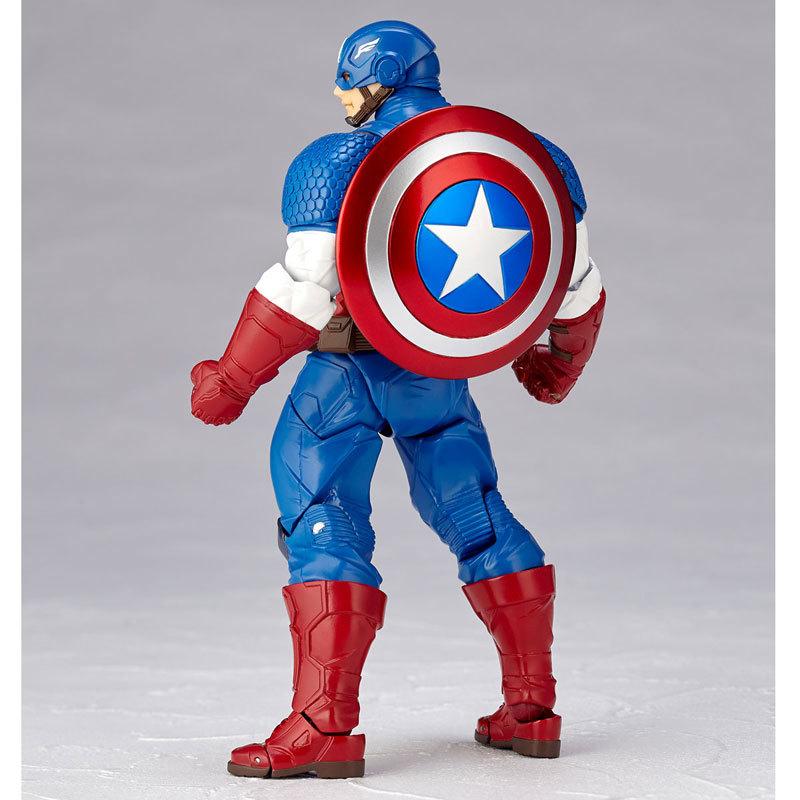 フィギュアコンプレックス アメイジング・ヤマグチ Captain AmericaFIGURE-034046_13