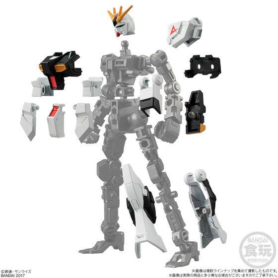 機動戦士ガンダム Gフレーム 10個入りBOXGOODS-00183528_05