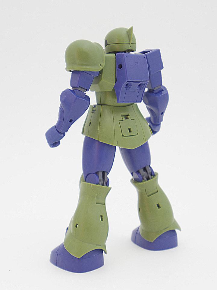 ROBOT魂 旧ザク4