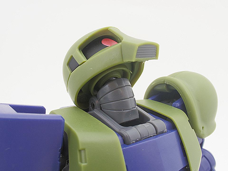 ROBOT魂 旧ザク9
