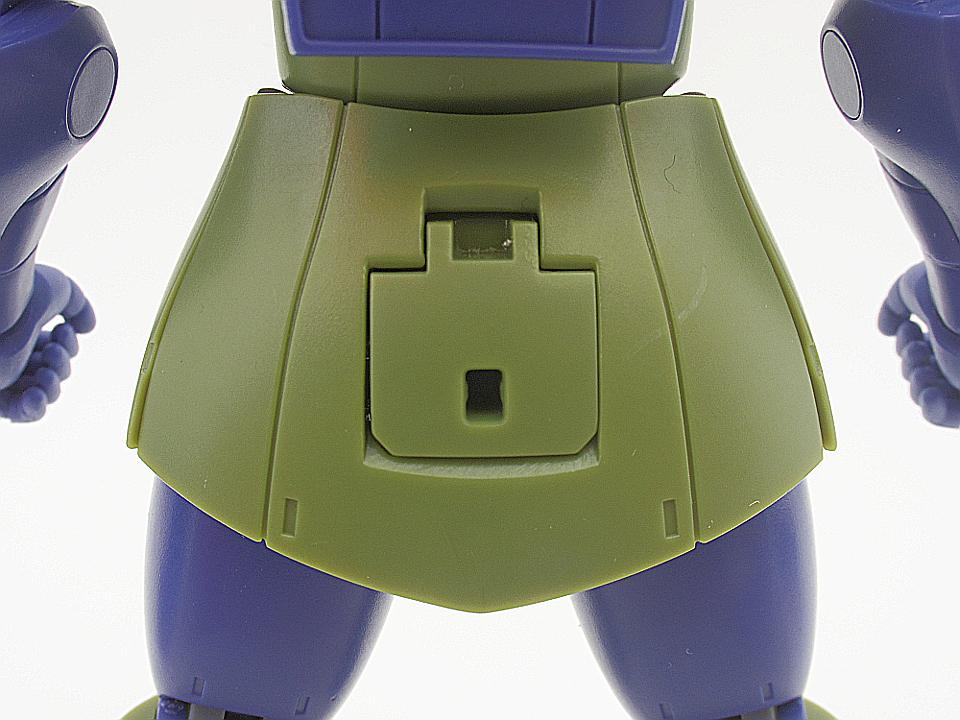 ROBOT魂 旧ザク15
