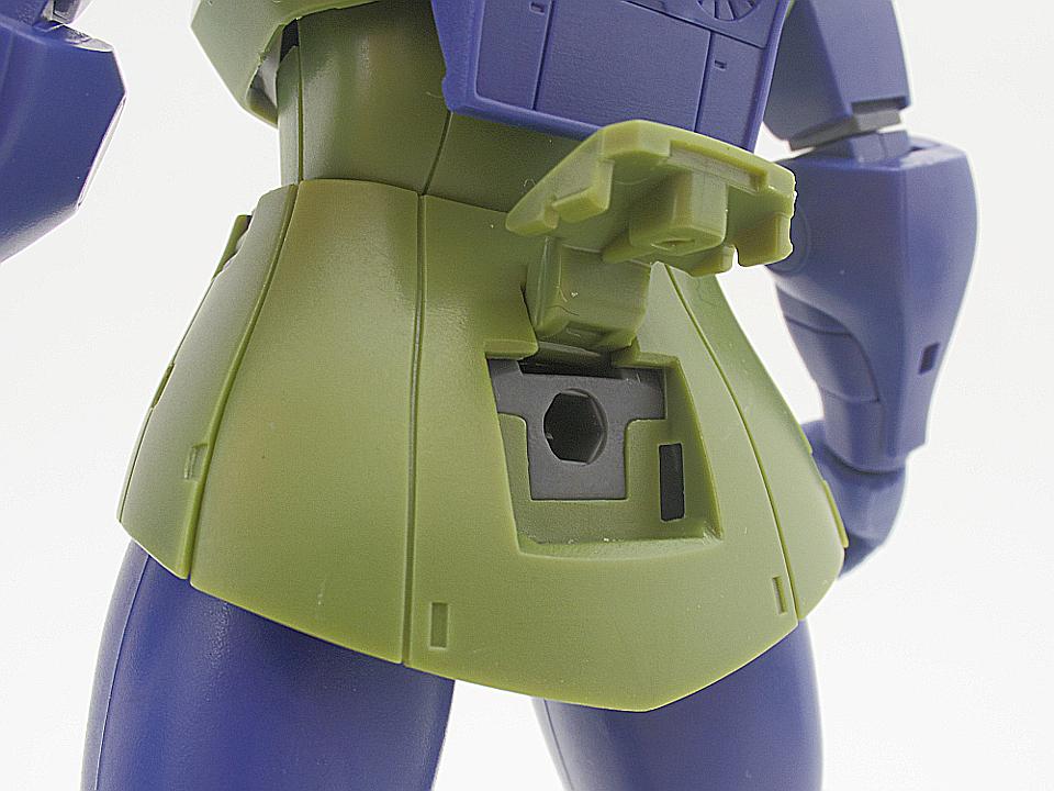 ROBOT魂 旧ザク16