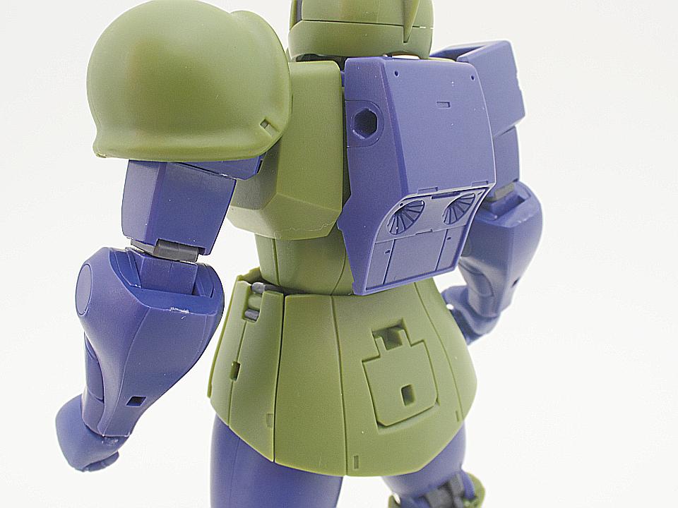 ROBOT魂 旧ザク17