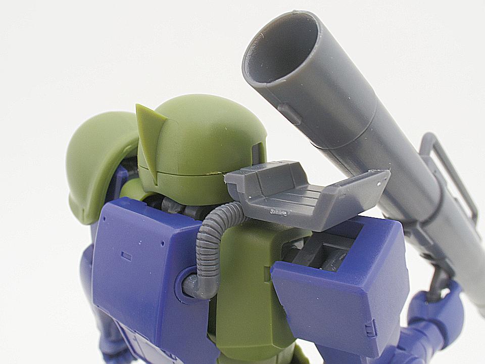 ROBOT魂 旧ザク45