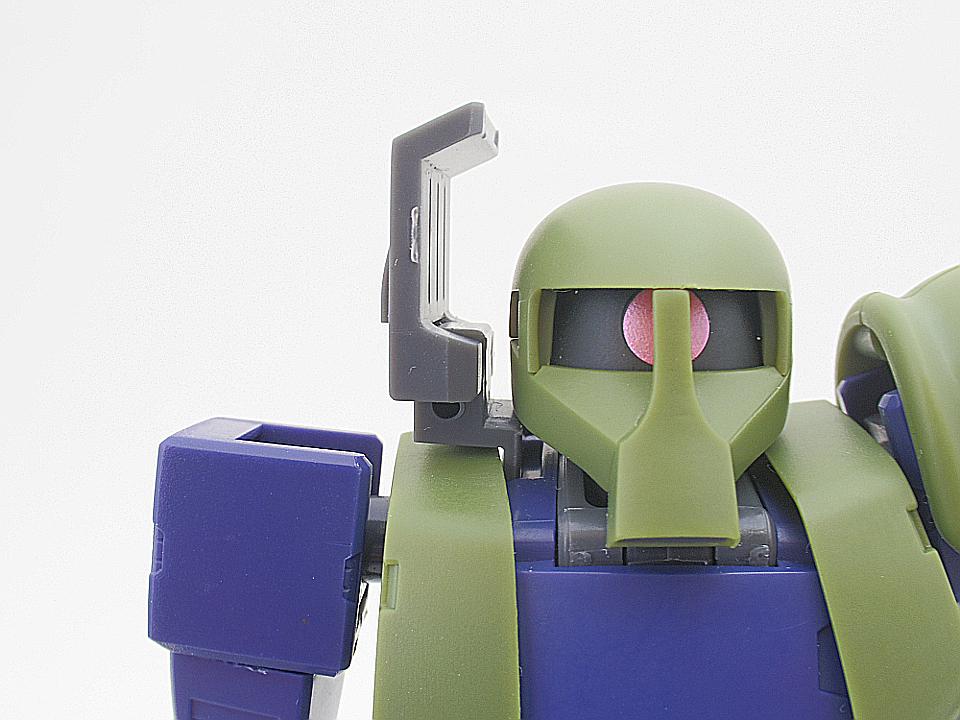 ROBOT魂 旧ザク46