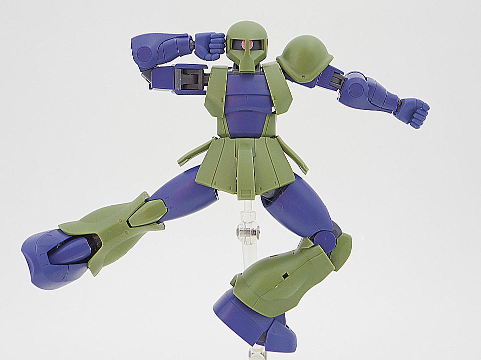 ROBOT魂 旧ザク57