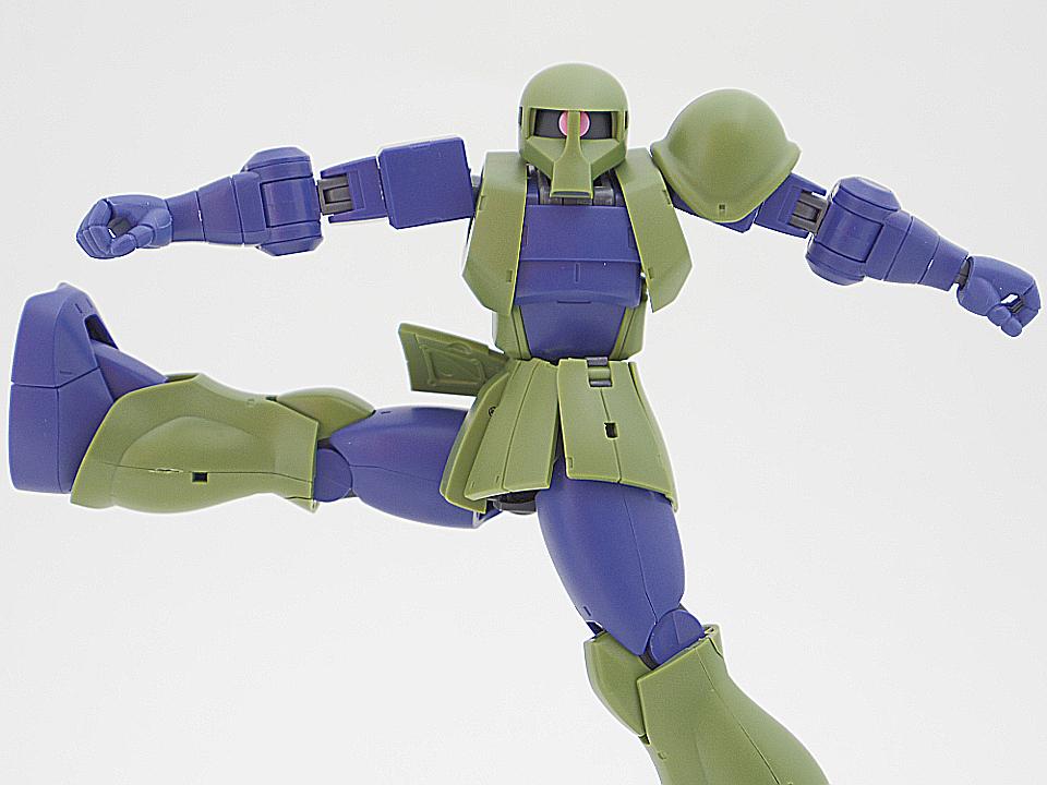 ROBOT魂 旧ザク58