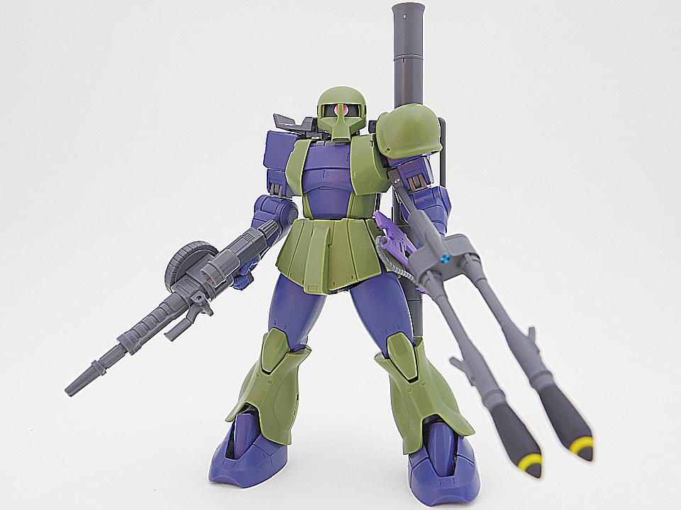 ROBOT魂 旧ザク66