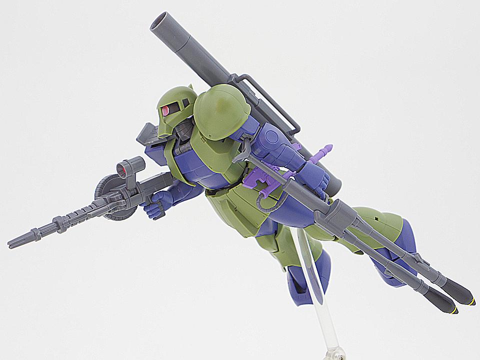 ROBOT魂 旧ザク67
