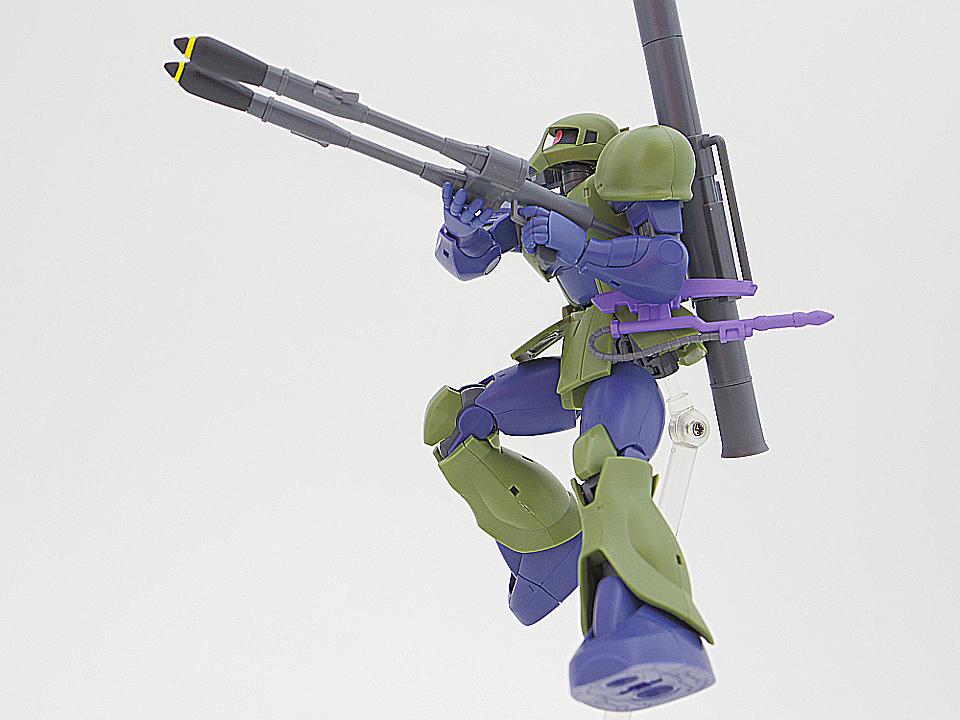 ROBOT魂 旧ザク71