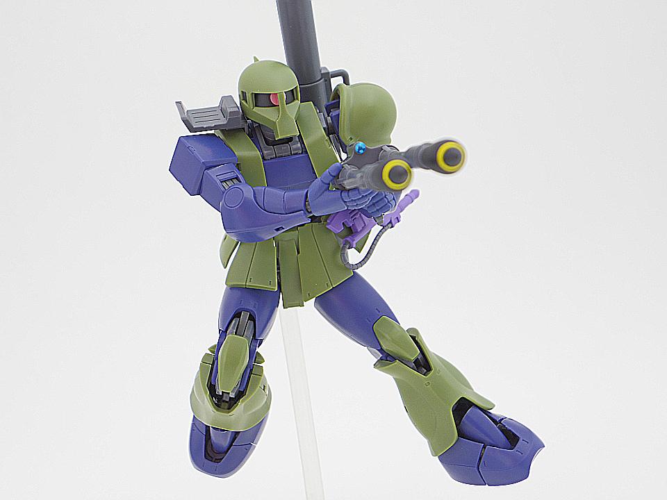 ROBOT魂 旧ザク72