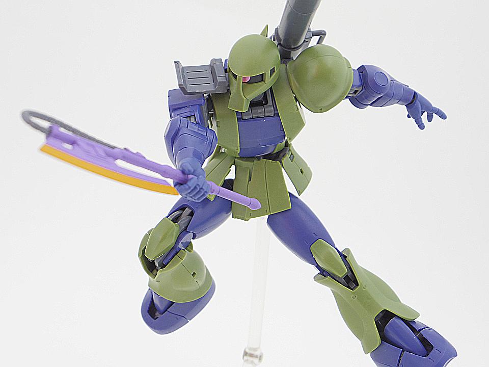 ROBOT魂 旧ザク73