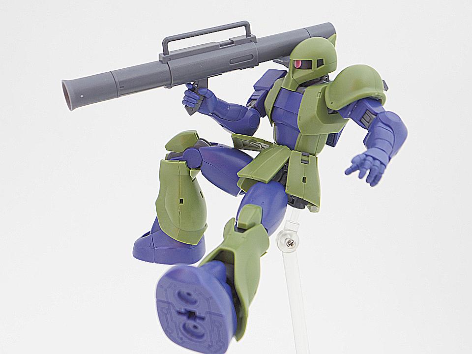 ROBOT魂 旧ザク74