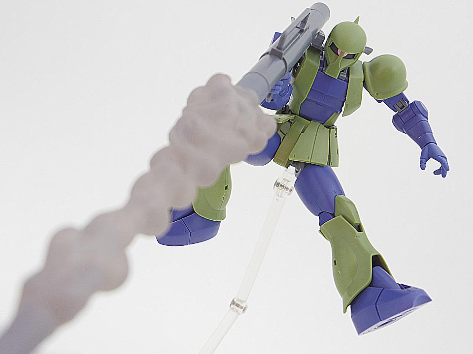 ROBOT魂 旧ザク76
