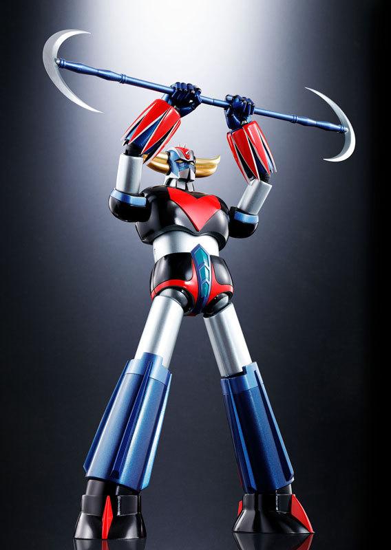 超合金魂 GX-76 グレンダイザーFIGURE-034582_07