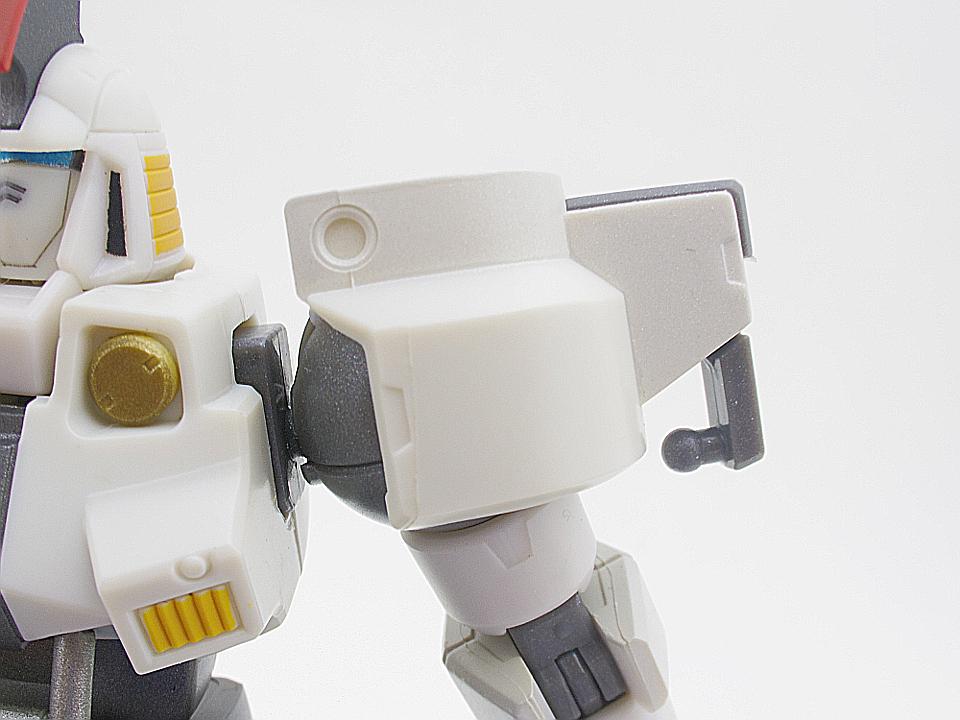 ROBOT魂 トールギス25