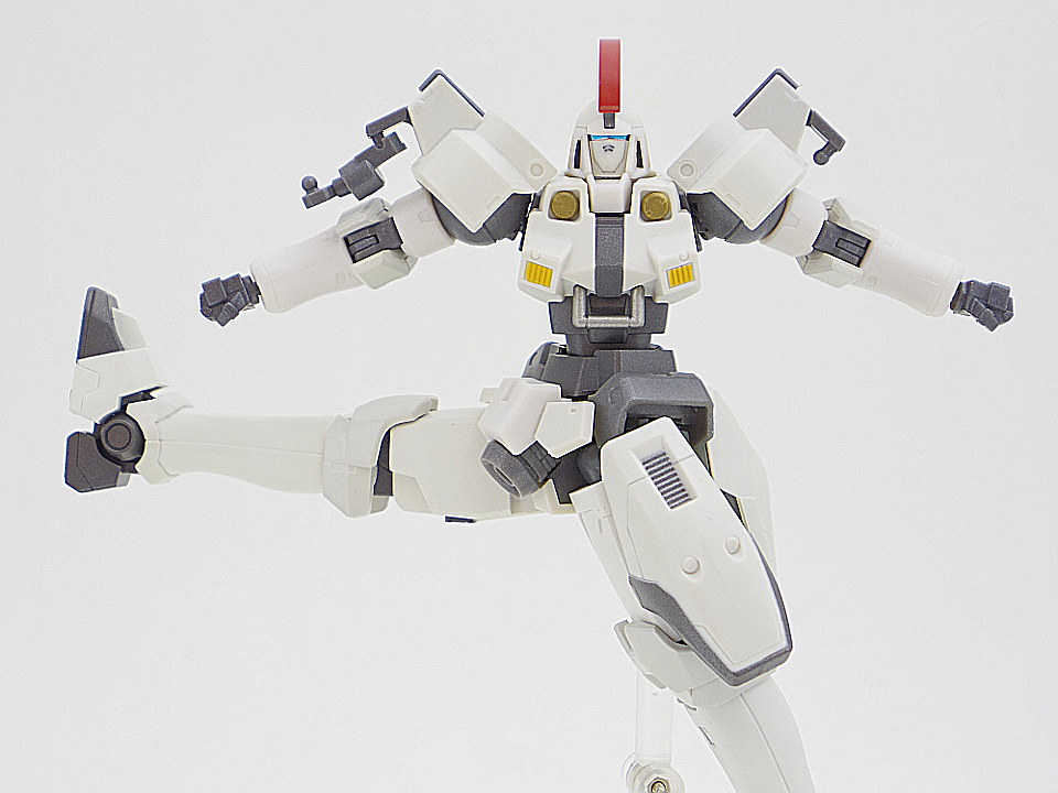 ROBOT魂 トールギス54