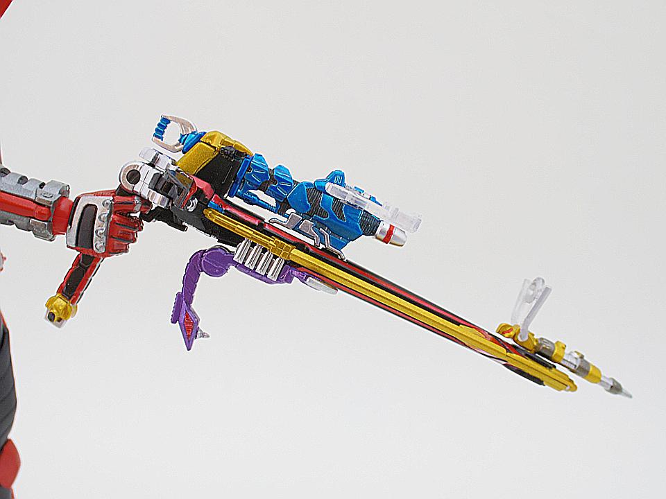 SHF 真骨頂 ハイパーカブト65