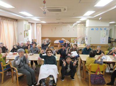 20171227 戸田川 戸田川デイサービスの愉快な仲間たち!!2