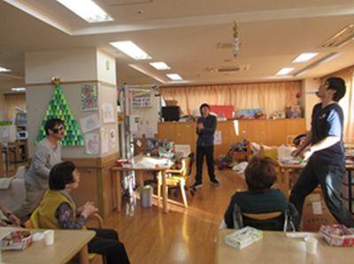 20171227 戸田川 戸田川デイサービスの愉快な仲間たち!!5