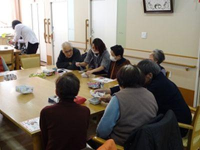 20180218 名城 さくらカフェ名城(認知症カフェ)2
