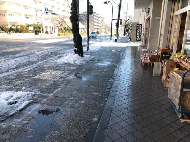 雪かき (1)