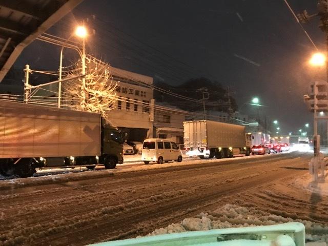 雪かき (6)