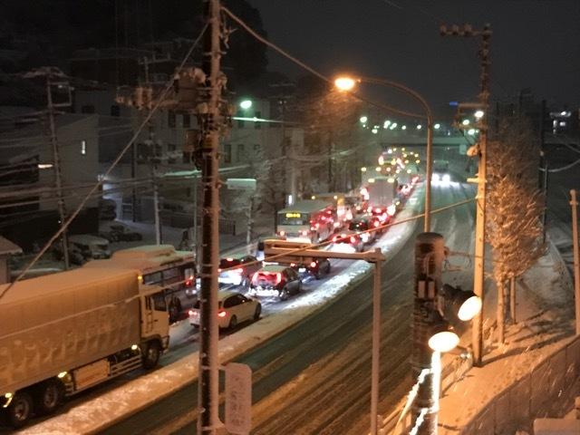 雪かき (8)
