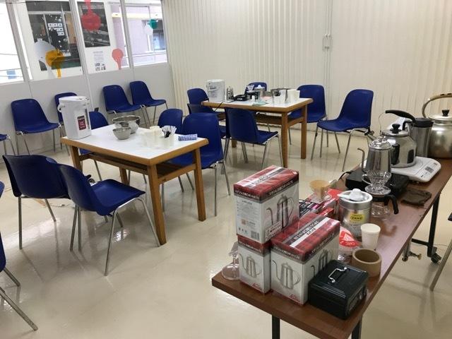 寿町珈琲教室 (1)