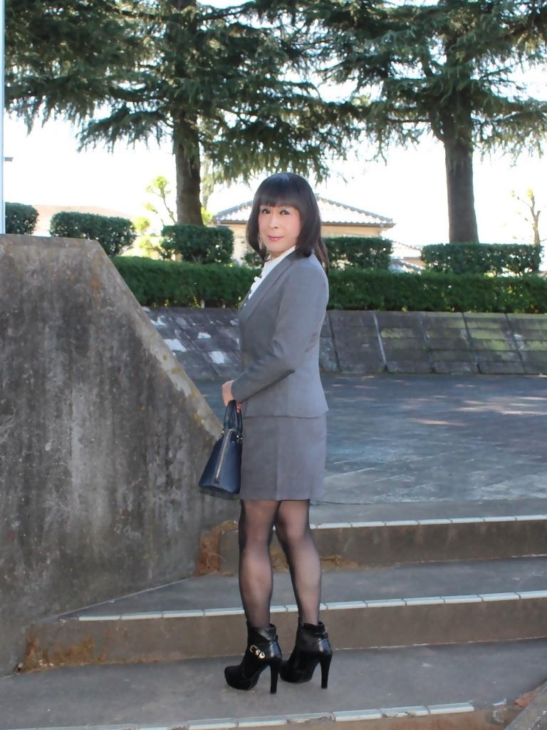 グレータイトスーツA(2)