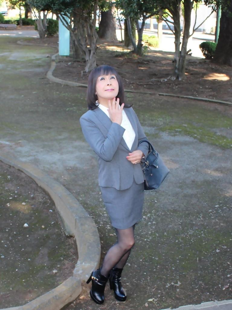 グレータイトスーツA(8)