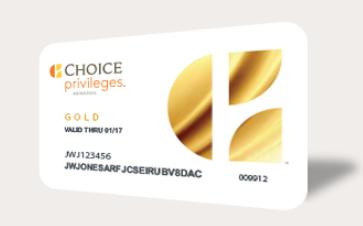チョイスホテルズ(Choice Privileges) Gold&Platinumステータスマッチ