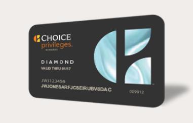 チョイスホテルズ(Choice Privileges) Gold&Platinumステータスマッチ3