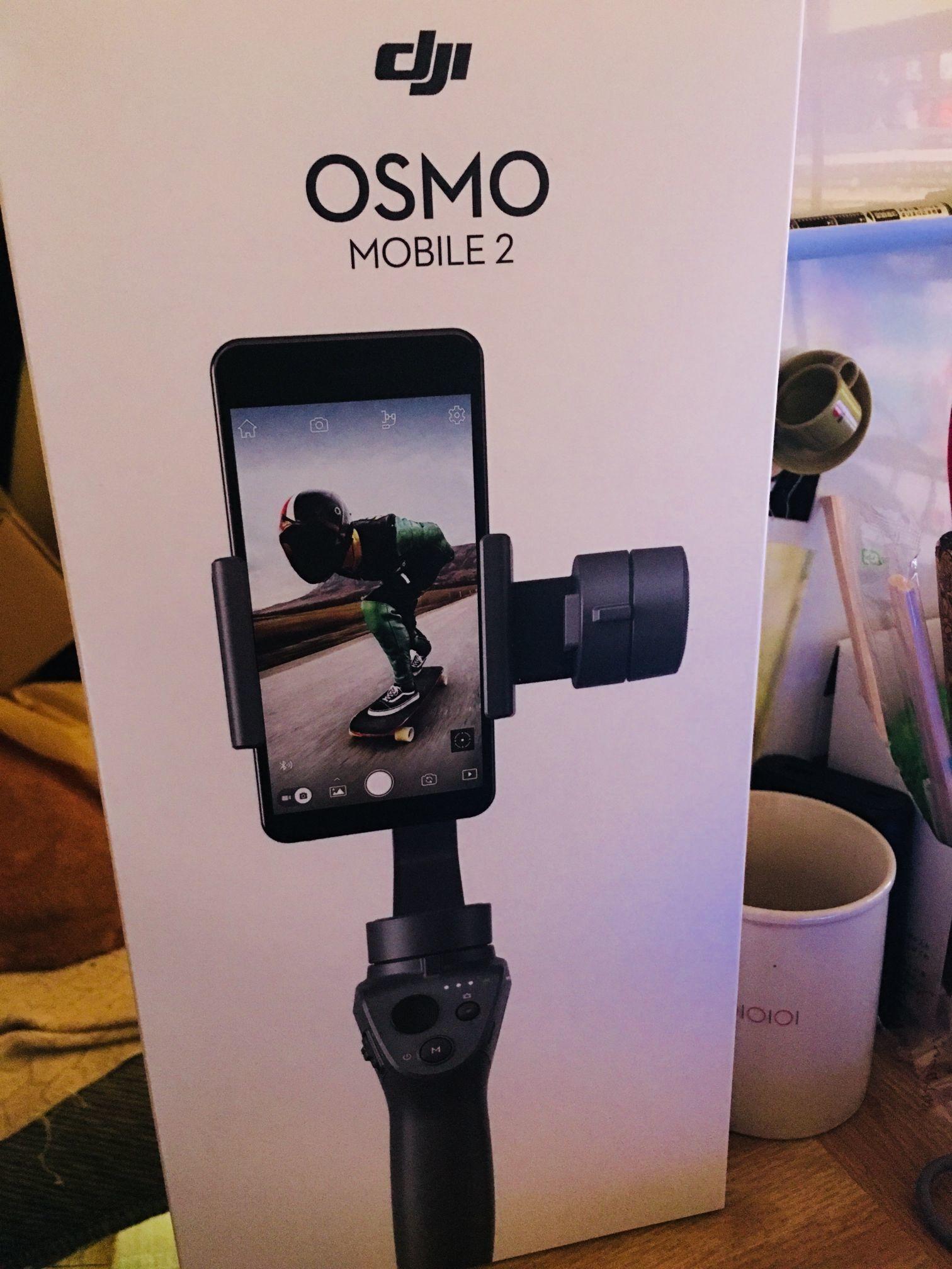 低価格化されて圧倒的に定番スタビライザーになったDJI Osmo mobile 2レビュー