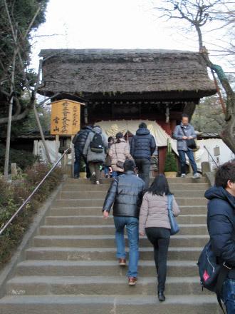 深大寺お詣り散歩