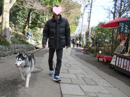 深大寺散歩