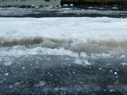 しつこく雪散歩