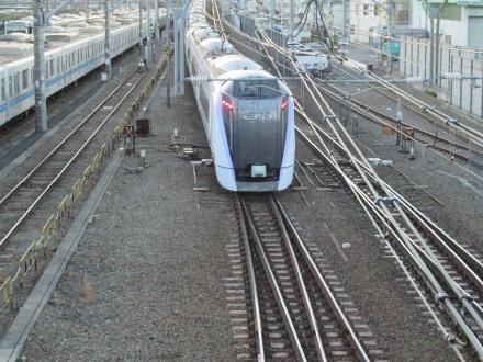新型あずさE353系